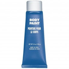 Blue Party Supplies - Body Paint