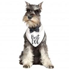 Wedding Party Supplies - Dog Bandana Best Dog