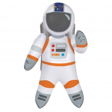 Blast Off Inflatable Astronaut Shaped Balloon