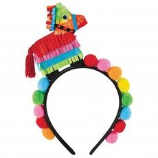 Mexican Fiesta Pinata Deluxe Headband Head Accessorie