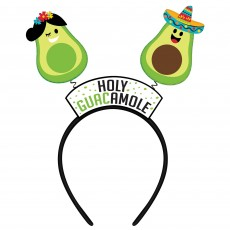 Mexican Fiesta Avocado Headband Head Accessorie