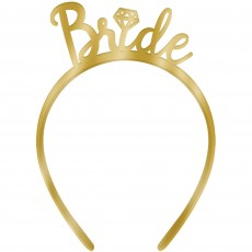 Bachelorette Party Supplies - Metal Headband