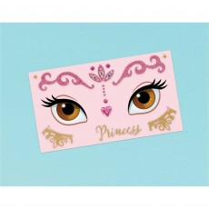 Disney Princess Once Upon A Time Body Jewelry Favours Pack of 24