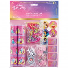 Disney Princess Once Upon A Time Mega Mix Favours For 8 Guests Pack of 48