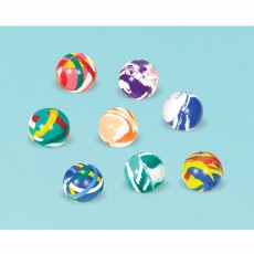 Sports Multi Colour Bounce Balls Favours