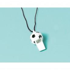 Soccer Goal Getter Whistles Favours