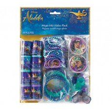 Aladdin Mega Mix Favours For 8 Guests 48 Items