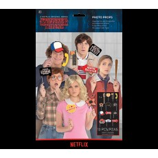 Halloween Stranger Things Photo Props