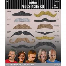 Moustache Kit Head Accessories