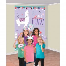 Llama Fun Photo Props & Scene Setters
