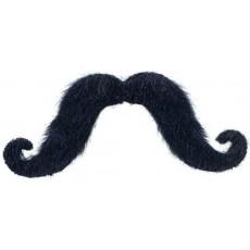 Moustache Party Supplies - Moustaches Black