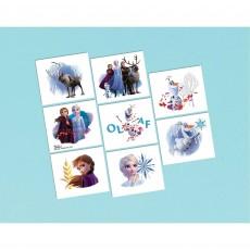 Disney Frozen 2 Tattoo Favours