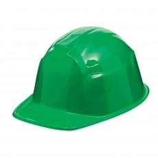 Careers Green Construction Hat or Helmet Head Accessorie