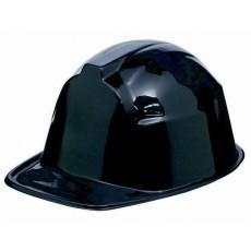 Careers Black Construction Hat or Helmet Head Accessorie