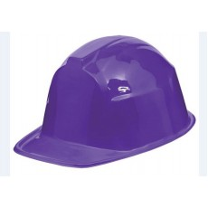 Careers Purple Construction Hat or Helmet Head Accessorie