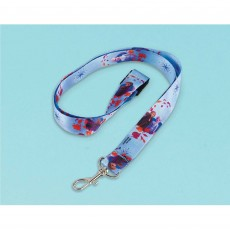 Disney Frozen 2 Fabric Lanyard Misc Accessorie