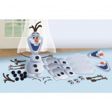Disney Frozen 2 Olaf Craft Decorating Kits Pack of 4