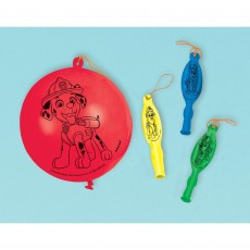 Paw Patrol Party Decorations - Latex Balloons Adventures Punch Balloons
