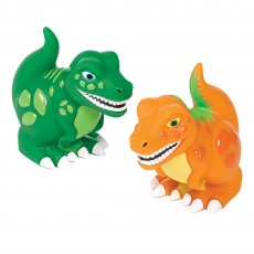 Dinosaur Party Supplies - Favours Dino-Mite Squirt Toys