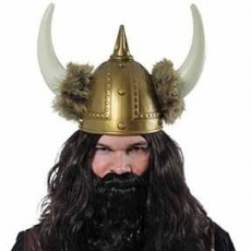 Gods & Goddesses Viking Helmet Head Accessorie