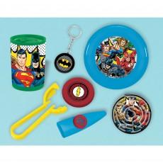 Justice League Party Supplies - Favours Heroes Unite Mega Mix