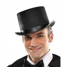 Black Top Hat Head Accessorie