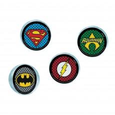 Justice League Heroes Unite Bounce Balls Favours