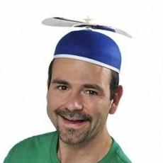 Blue Party Supplies - Propeller Beanie Hat