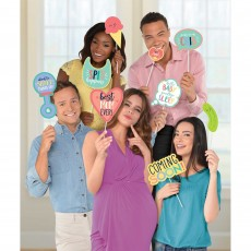 Baby Shower Party Supplies - Photo Props