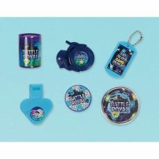 Battle Royal Party Supplies - Favours Mega Mix