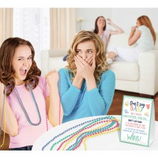 Baby Shower Party Supplies - Party Games Don't Say Baby Game