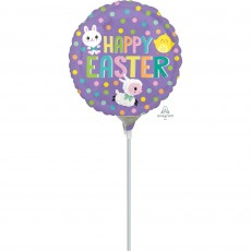 Easter Fun Foil Balloon