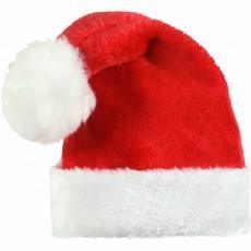 Christmas Party Supplies - Santa Plush Hat Child Size