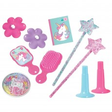 Magical Unicorn Party Supplies - Favours Enchanted Unicorn Mega Mix