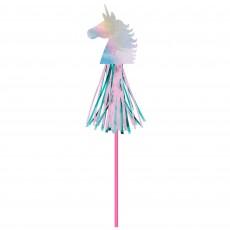 Magical Unicorn Party Supplies - Wands Enchanted Unicorn