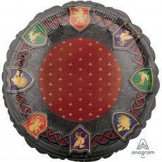 Gods & Goddesses Standard HX Medieval Design Foil Balloon