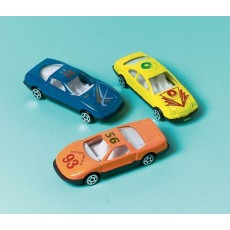 Happy Birthday Die Cast Cars Favours Pack of 10