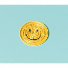 Emoji Smile Maze Puzzles Favours