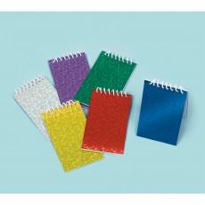 Favours Party Supplies - Prismatic Note Pads