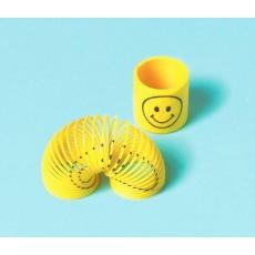 Emoji Smile Springs Favours Pack of 12
