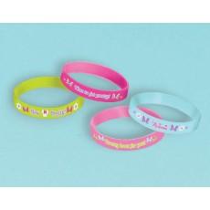 Minnie Mouse Rubber Bracelet Favours
