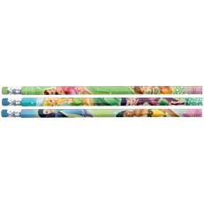 Disney Fairies Assorted Colours Tinker Bell & Best Friends Fairies Pencils Favours