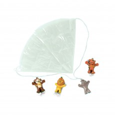 Misc Occasion Zoo Animals Paratroopers Favours