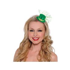 St Patrick's day Mini Hair Clip Head Accessorie