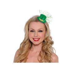 St Patrick's day Mini Hair Clip Head Accessorie