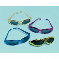Sports Sporty Sunglasses Favours Pack of 10