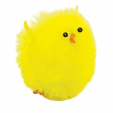 Easter Large Chenille Chick Misc Accessories