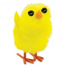 Easter Party Supplies - Small Chenille Chick