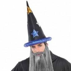 Halloween Party Supplies - Head Accessories - Wizard Hat