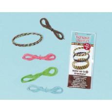Hippie Chick Friendship Bracelet Favours